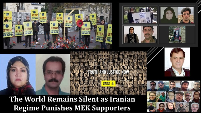 The World Remains Silent as Iranian