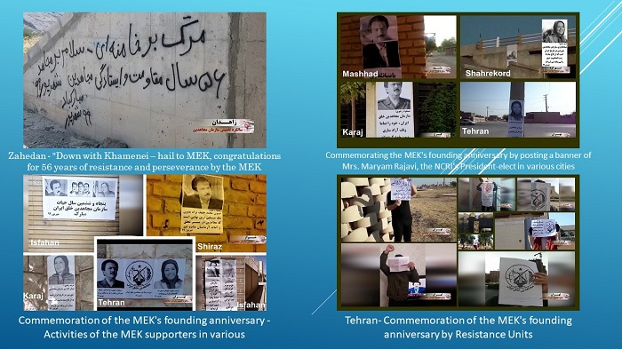 mullahs' medieval regime.