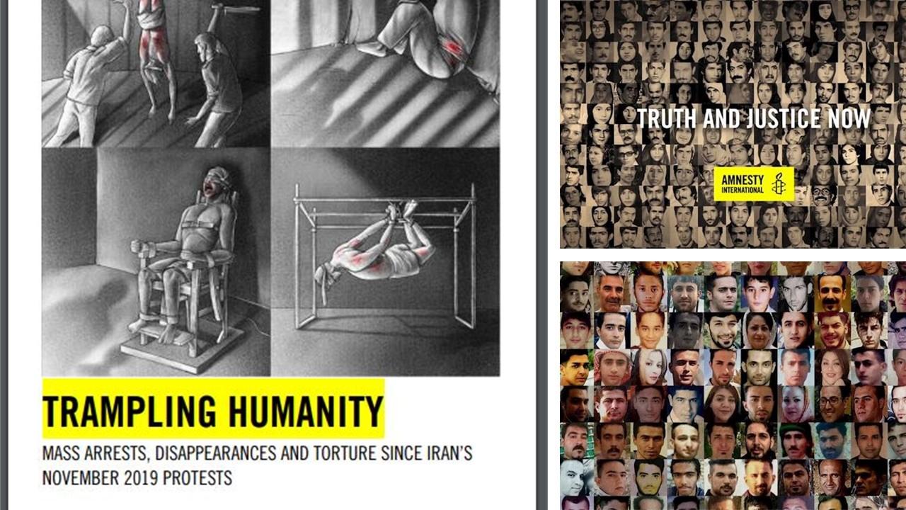 Amnesty International's new report