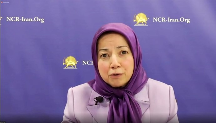 10 September 2020 – NCRI UK Representative, Dowlat Nowrouzi, in British Committee for Iran Freedom conference on the Iran 1988 massacre.