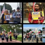 Supporters of the Iranian resistance