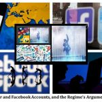 Iran-Linked Twitter and Facebook Accounts