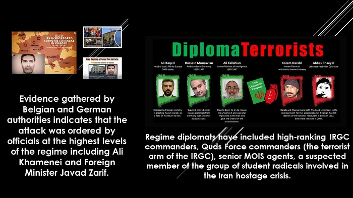 Iranian Regime Embassies