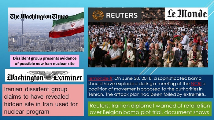 Iranian Resistance's
