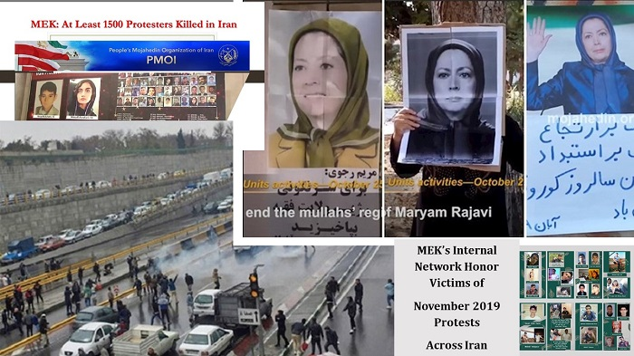 Protests Across Iran