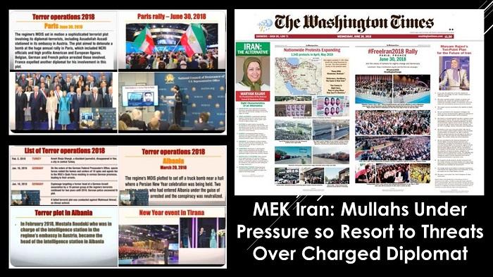 Mullahs Under Pressure