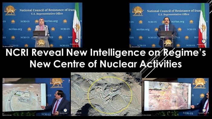 NCRI Reveal New Intelligence