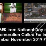 November 2019 Protests