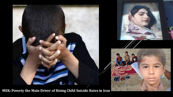 Child Suicide Rates in Iran