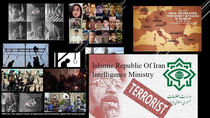 The trial of Assadollah Assadi
