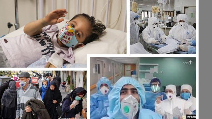 Iran continues to hide statistics of the death and infected due to Coronavirus