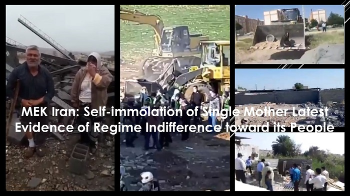 Regime Indifference toward its People