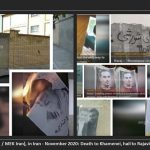 Supporters of the (PMOI / MEK Iran), in Iran -