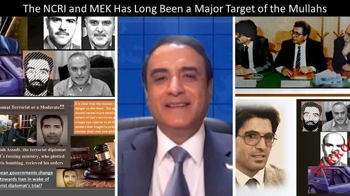 The NCRI and MEK Has Long Been a Major Target