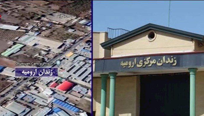 Urmia prison riot