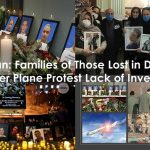 MEK Iran: Families of Those Lost in Downed Passenger Plane