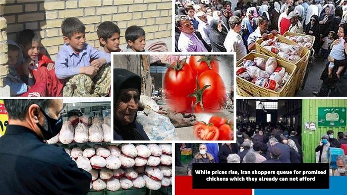 Iranian regime continues raising prices