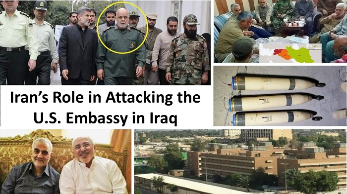 Attacking the U.S. Embassy in Iraq