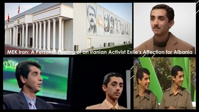 A Personal Feeling of an Iranian Activist Exile's