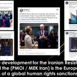 EU adopt towards Iran?