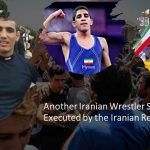 Another Iranian Wrestler