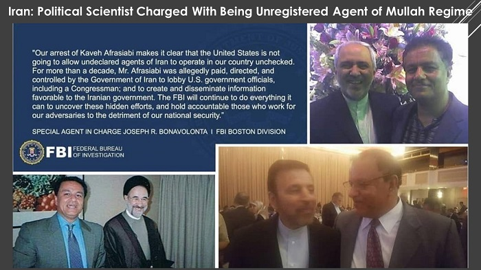 ran: Political Scientist Charged With Being Unregistered Agent