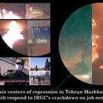 Targeting six centers of repression