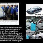 Iran's Car Manufacturing