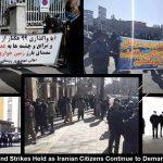 MEK Iran: Rallys