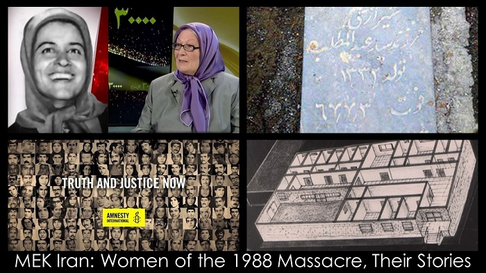 Women of the 1988 Massacre