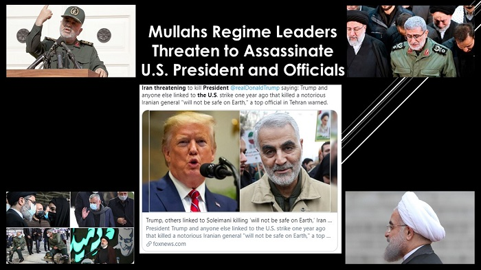 Threaten to Assassinate U.S.