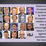 Statement by former European Ministers
