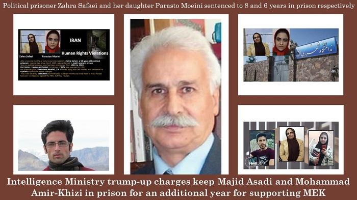 Iran: Political prisoner