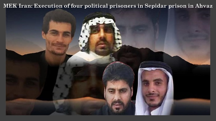 Iran: Execution of four political prisoners