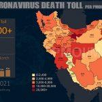 COVID-19 death toll