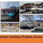 MEK Iran: Iranians Continue Protests