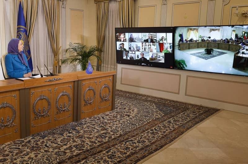 Iranian opposition's interim