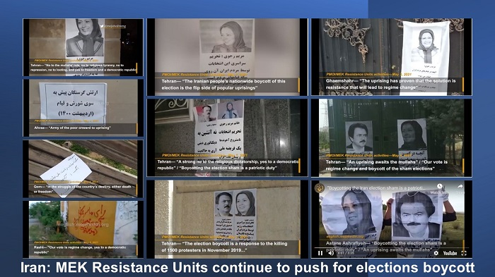 Iran: MEK Resistance