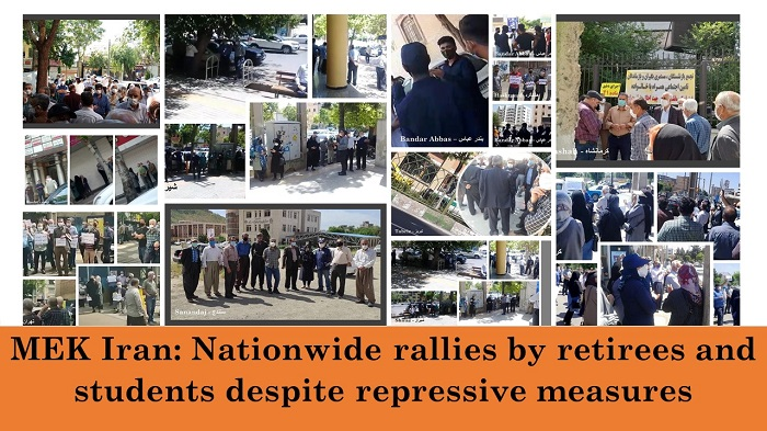 Iran - Nationwide rallies