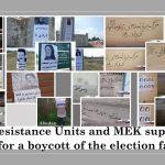 boycott of the election farce