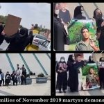 Call for uprising against the clerical regime